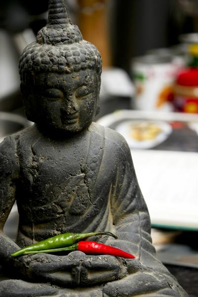 Buddha Dekoration