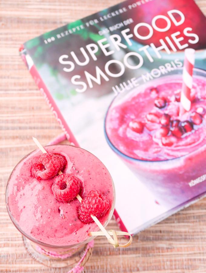 Das Buch der Superfood-Smoothies von Julie Morris