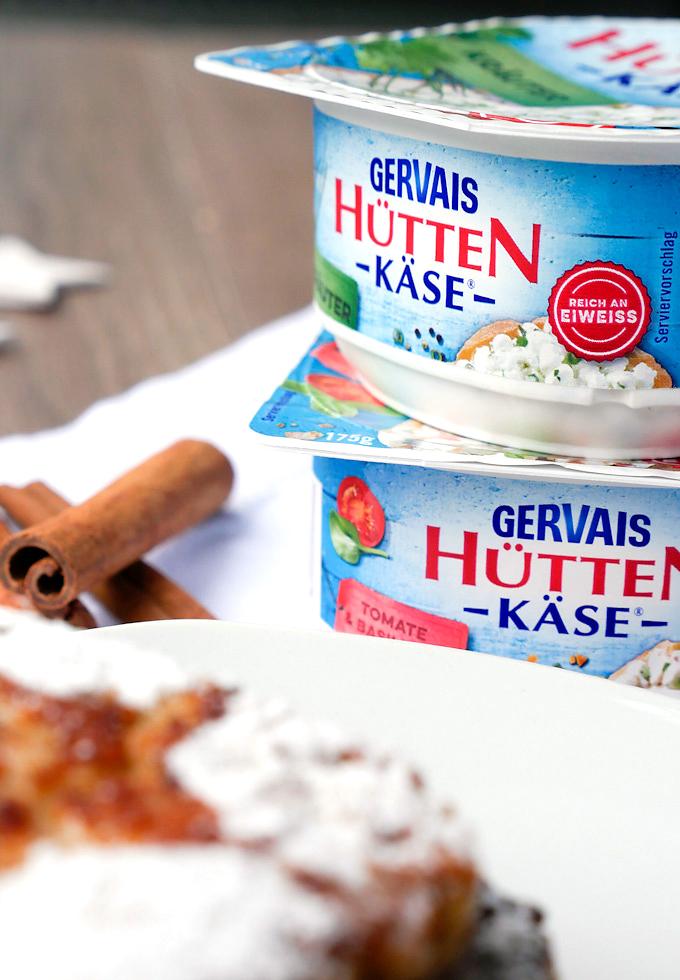 Gervais Hüttenkäse® Pancakes