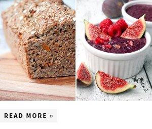 Köstliche Frühstücks-Ideen