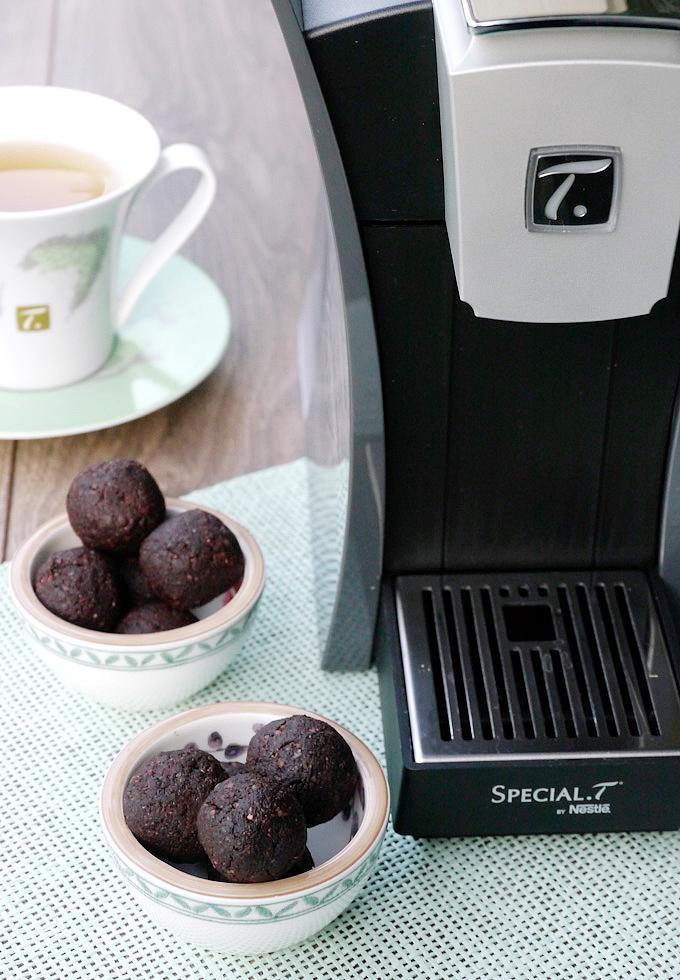 Teatime mit der SPECIAL. T Kapselmaschine von Nestlé