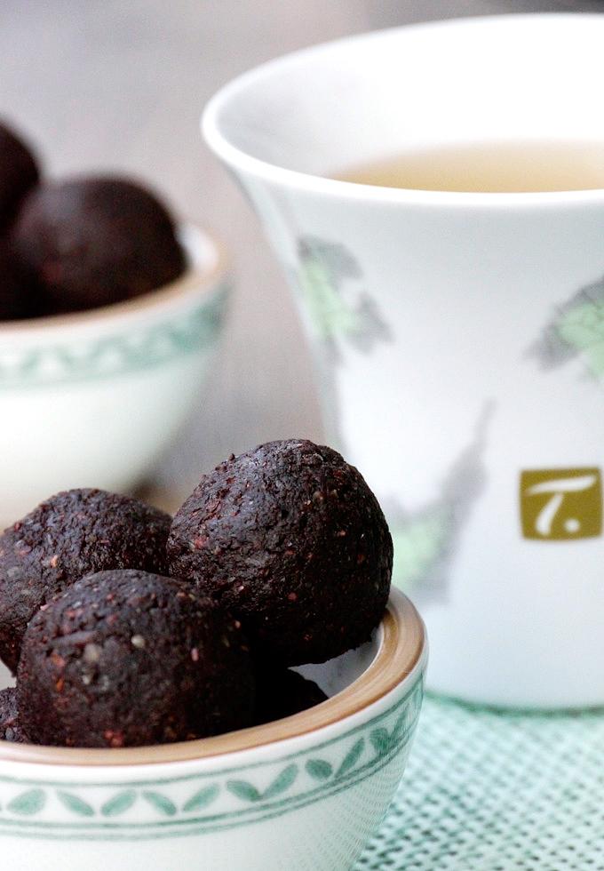Gesunde Superfood-Brownies zur Teatime