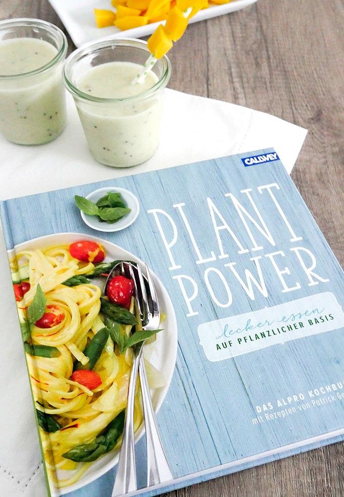 Plant Power - Lecker essen af pflanzlicher Basis