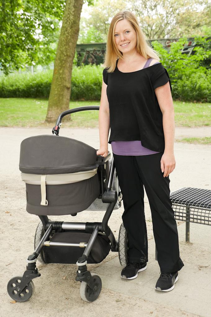 Fit bleiben mit Kinderwagen - Fitnessprogramm für Mütter