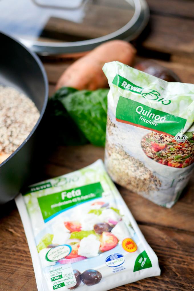 REWE Bio Quinoa Tricolore