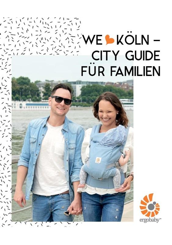 WE ♥ KÖLN CITY GUIDE FÜR FAMILIEN - Minimenschlein