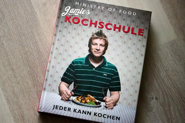 Jamie´s Kochschule Kochbuch