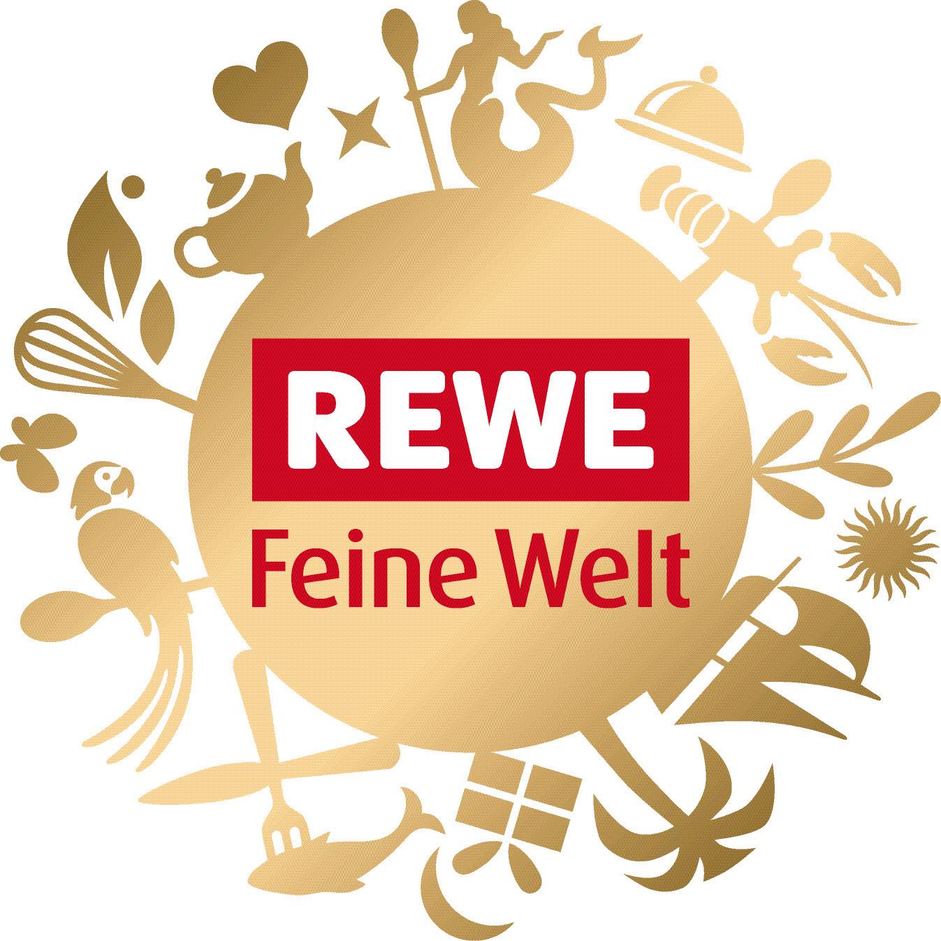 REWE Feine Welt Logo