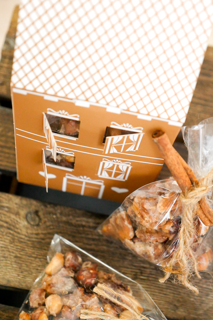 Verpackungen für Geschenke aus der Küche von Tchibo