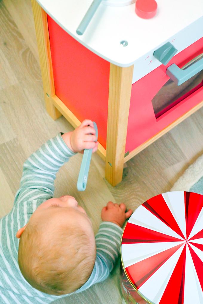 wunderschöne Spielküche aus FSC-zertifiziertem Holz