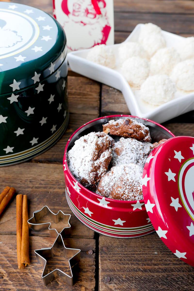 Weihnachten mit Fräulein Klein Rezepte aus der Weihnachtsbäckerei