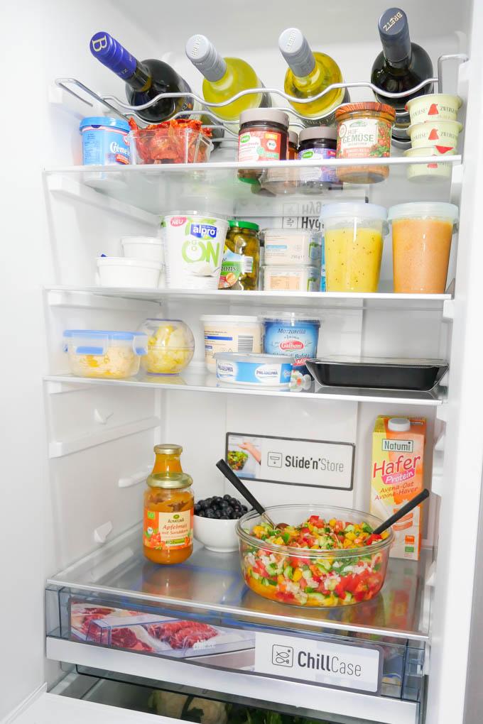 Zeigt her euren Kühlschrank