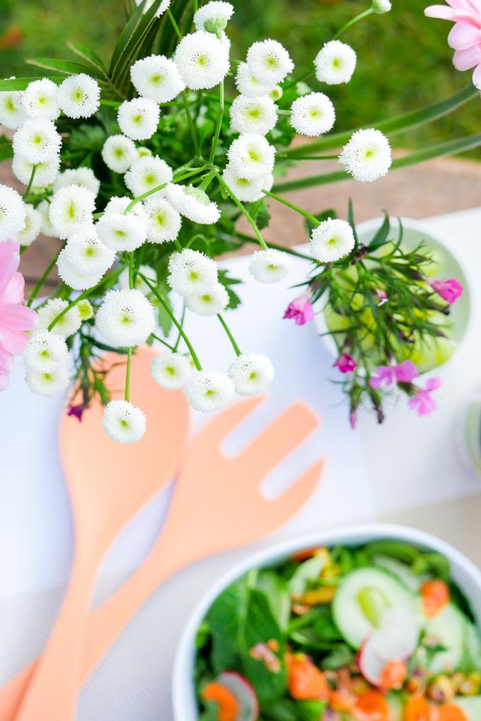 Foodfotografie im Frühling