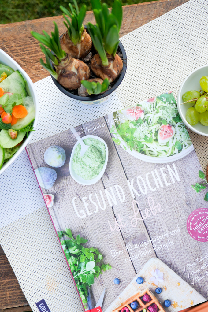Frühlingssalat aus Gesund Kochen ist Liebe