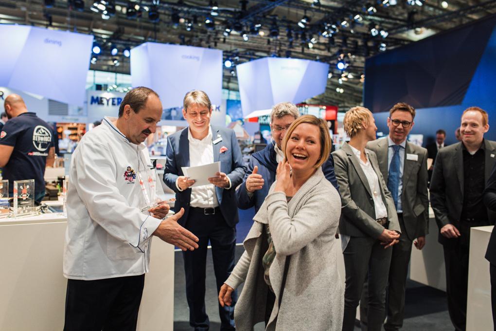 German Food Blog Contest 2017 - Auszeichnung Gaumenfreundin