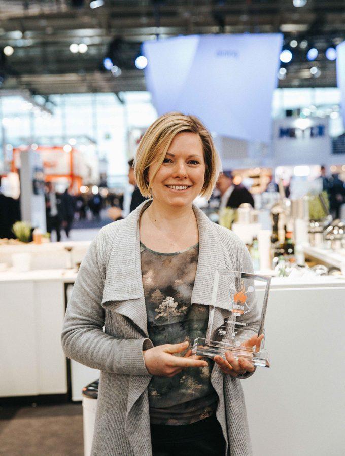 German Food Blog Contest 2017 – Auszeichnung