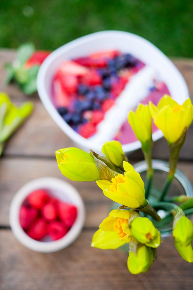 Gesunde und leckere Frühlingsrezepte