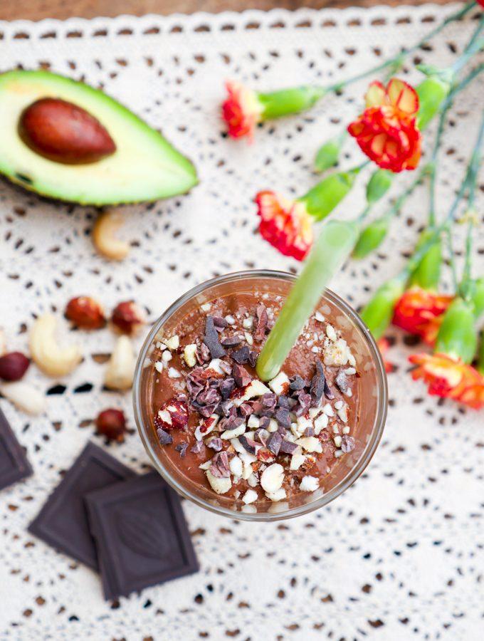 Kaffee-Smoothie zum Frühstück