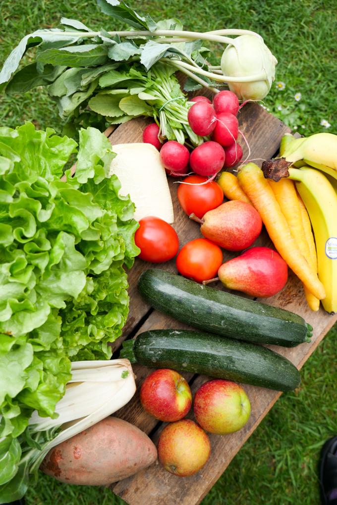 IDA Abokiste - Bio-Lebensmittel frei Haus