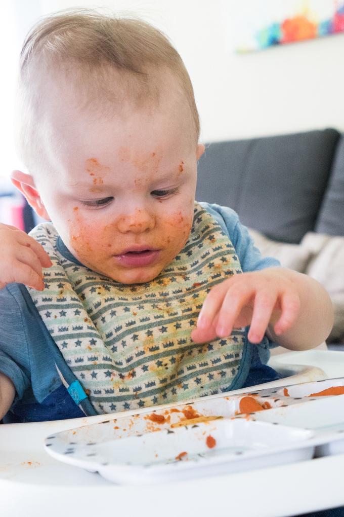 Essensplan mit 12 Monaten