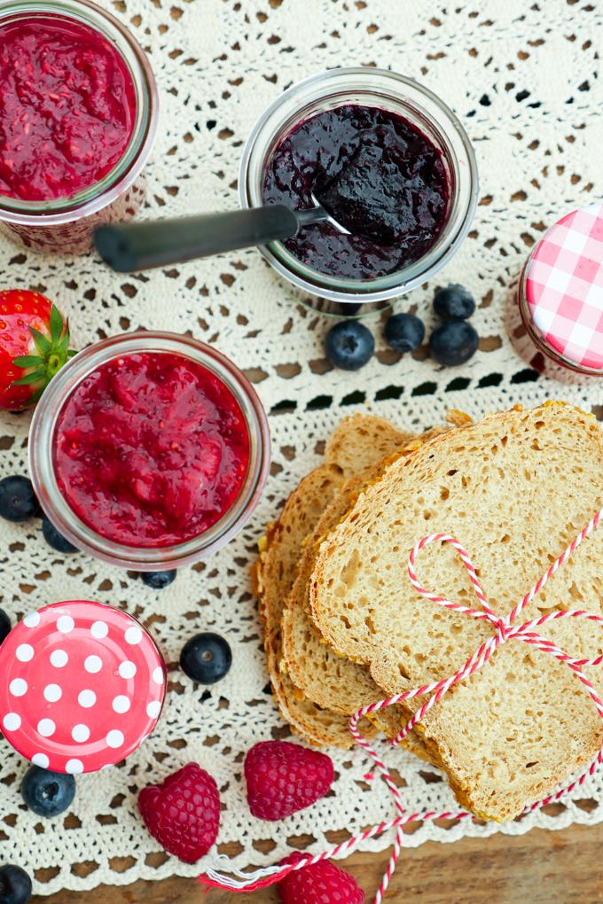 Gesunde Marmelade aus Deliciously Ella