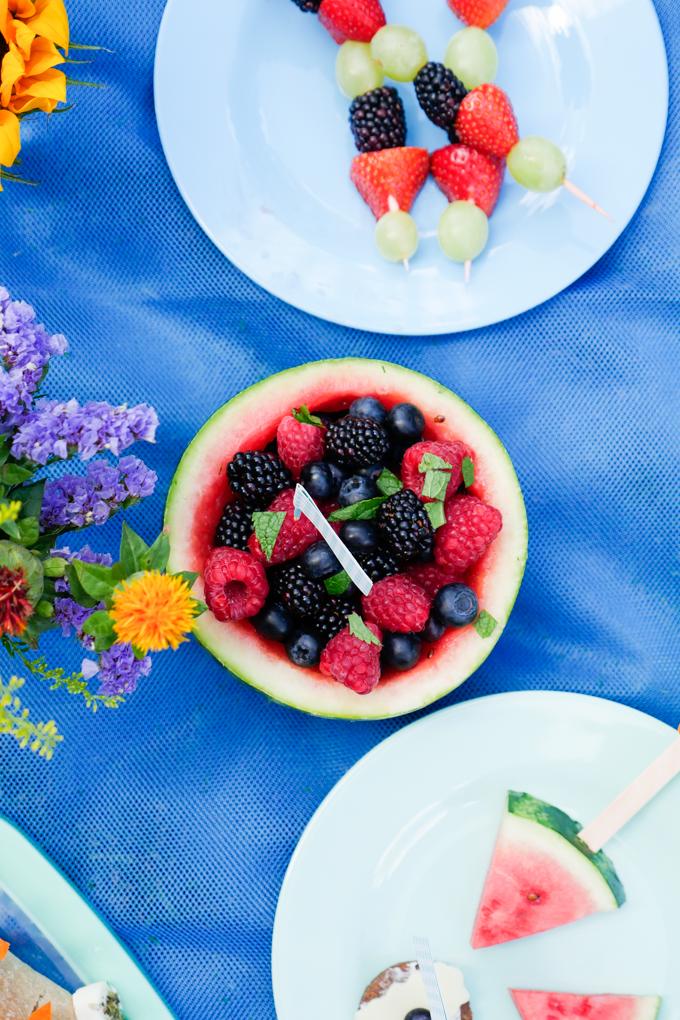 Ideen für das süße Picknick mit Kindern