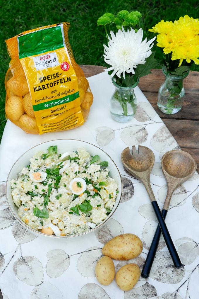 REWE Regional rheinischer Kartoffelsalat