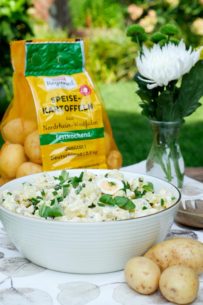 Kartoffelsalat für REWE Regional