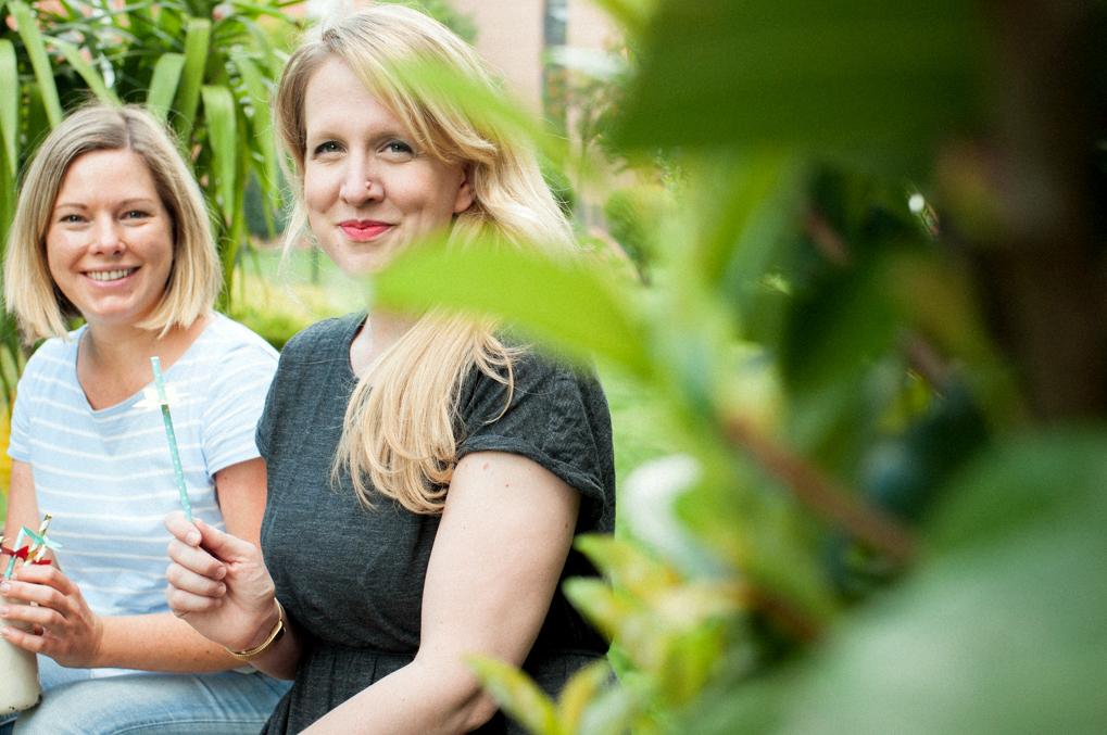 Gaumenfreundin und HerzHerzHurra - unser Herzprojekt