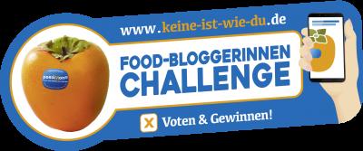 """Food-Bloggerinnen Challenge """"Keine ist wie du"""" - Persimon®"""