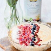 Joghurt mit LaVita und Beeren