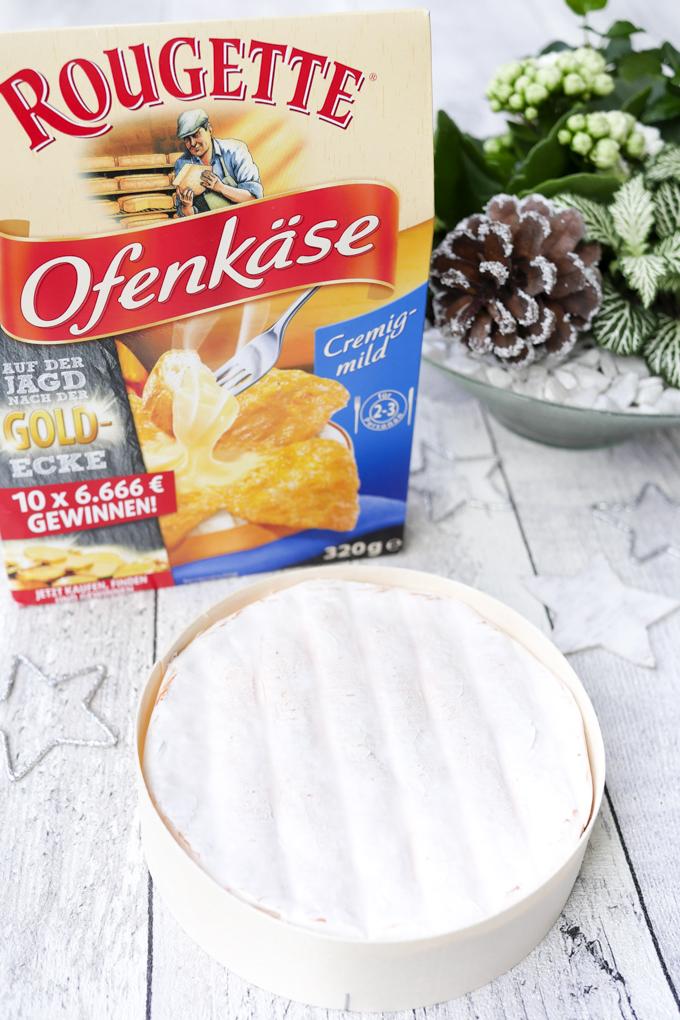 Winterlicher Käsegenuss mit ROUGETTE Ofenkäse in der Sorte Cremig-Mild