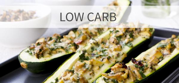 Gesunde Low Carb Rezepte