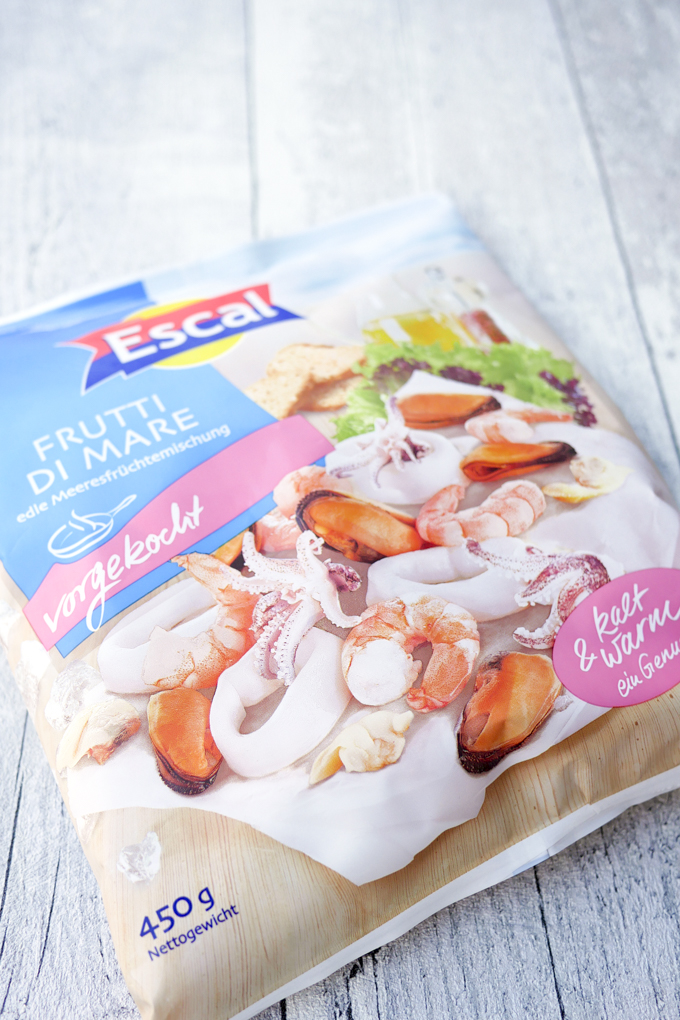 Escal Seafood Frutti di Mare