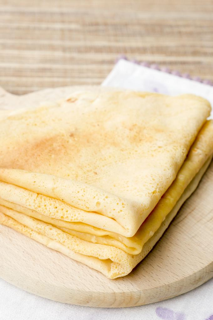 Perfekte, dünne Crêpes aus dem Crêpesmaker