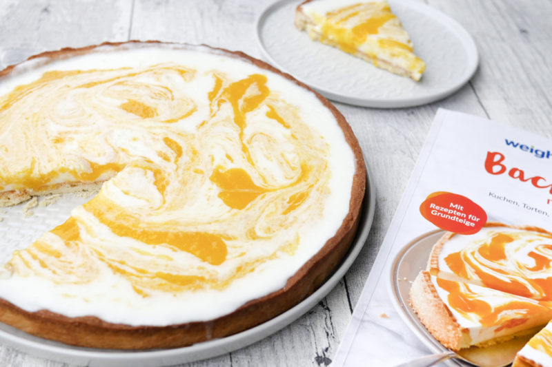 Weight Watchers Mango-Joghurt-Torte