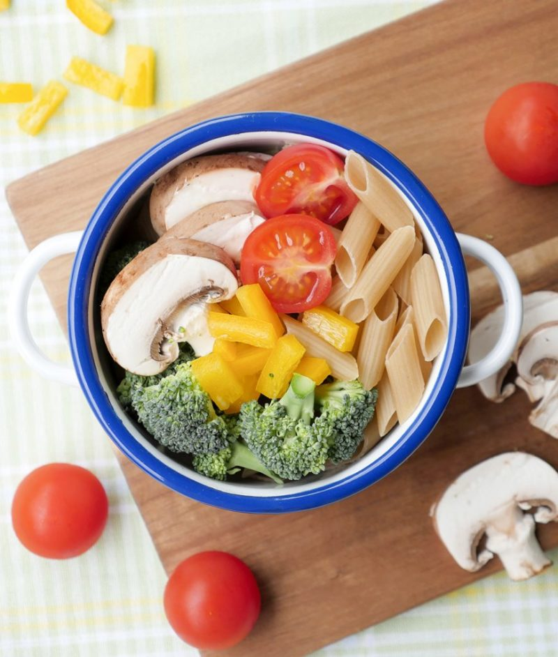 One-Pot-Nudelrezepte für kleine Kinder