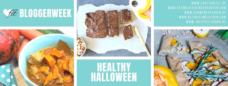 "Bloggerwoche ""Healthy Halloween"""