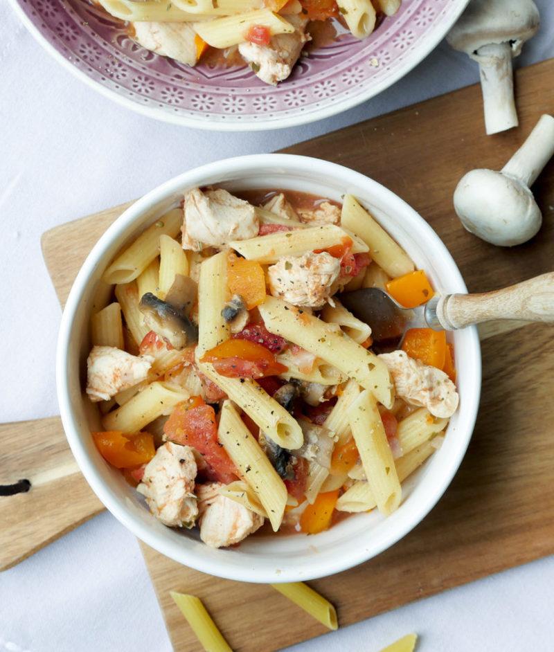 One-Pot-Gerichte für die Familie - Steffi Sinzenich -mein One Pot Kochbuch für die ganze Familie
