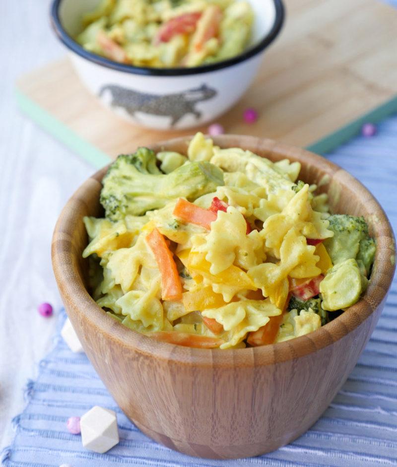 """Thai-Curry-Nudeln aus dem Kochbuch """"One-Pot-Gerichte für die Familie"""""""
