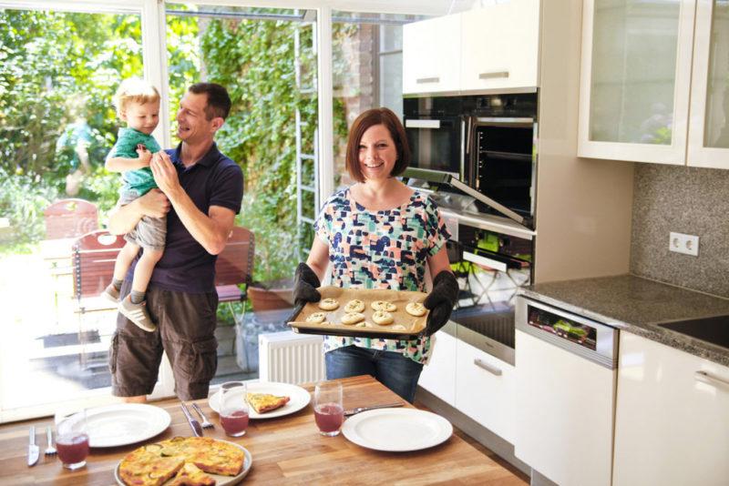 One-Pot-Gerichte für die Familie - Steffi Sinzenich mit Familie