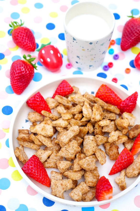 Zimt-Knusperflakes – die Alternative zu Cini Minis mit 3 Zutaten