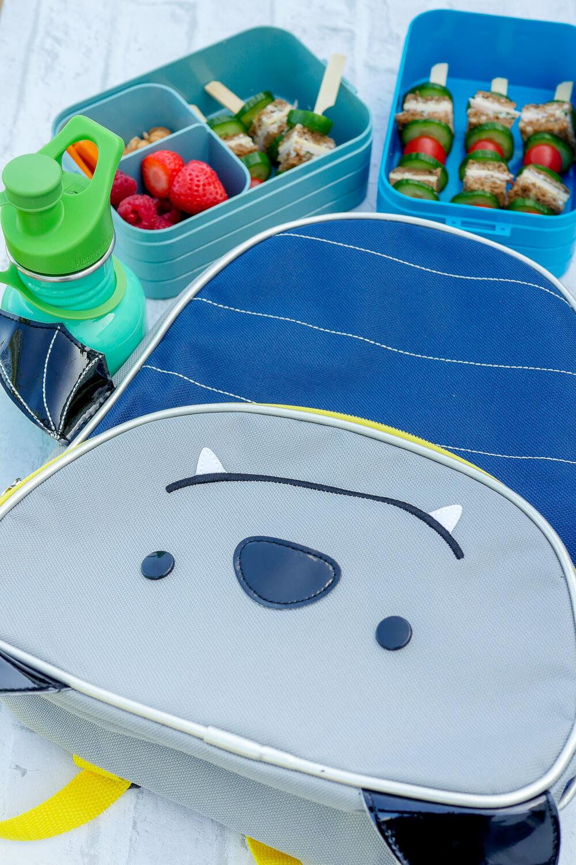 Werbung. Skip Hop Kinder-Rucksack für den Kindergarten aus dem REWE Online-Shop