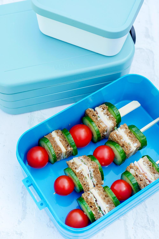 Werbung. Mepal Brotdosen für den Kindergarten aus dem REWE Online-Shop