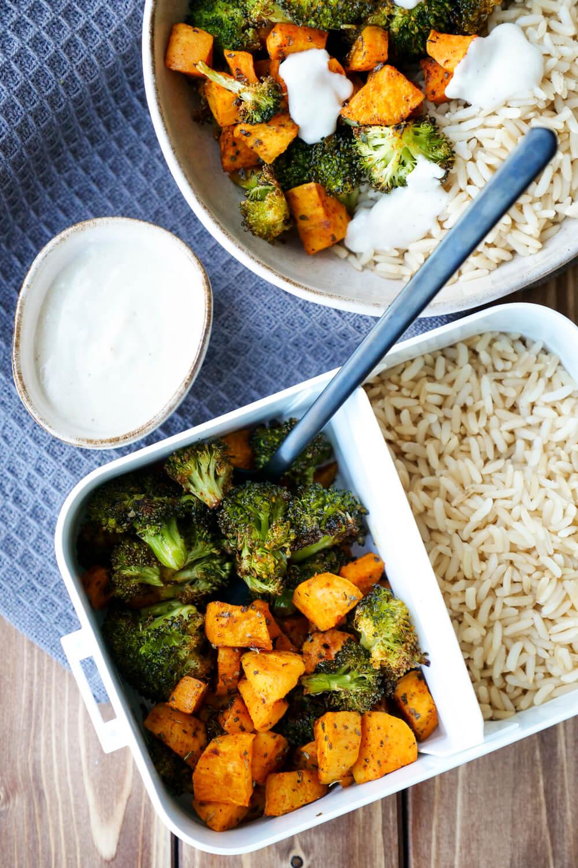 Meal Prep Basics - vom cleveren Planen, Wochenplan schreiben und Vorkochen von Mahlzeiten