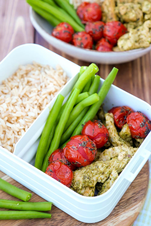 Meine Meal Prep Tipps und Grundlagen zum Vorkochen von Mahlzeiten