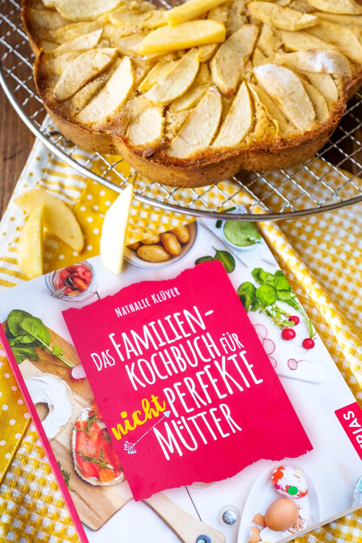 Das Familienkochbuch für nicht perfekte Mütter von Nathalie Klüver