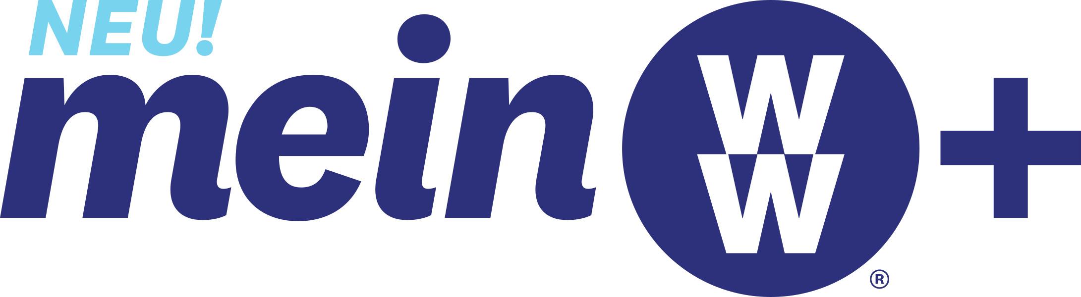 """Hier direkt mit meinWW+ starten - Logo: """"obs/WW Deutschland"""""""