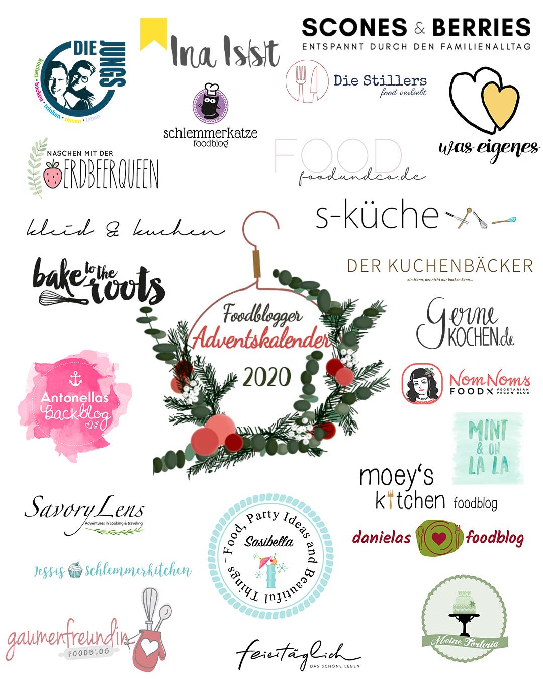 Foodblogger Adventskalender 2020