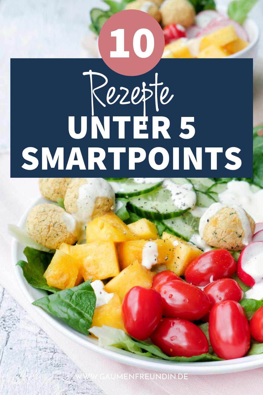 10 Rezepte unter 5 SmartPoints wie die Fallapfel Bowl mit Tomaten und Ananas